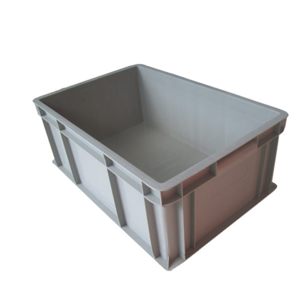 euro containers with hinged lid