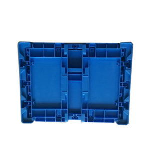 folding box plastic