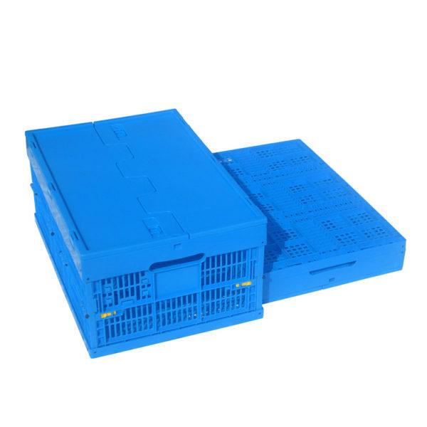 heavy duty folding crate