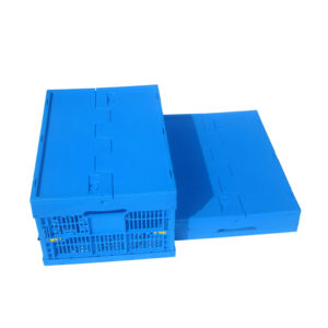 heavy duty folding crate