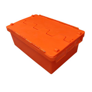 large plastic containers with lids