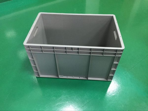 large stacking storage bins