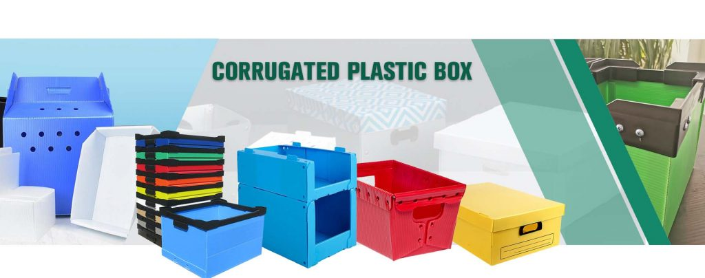 corrugated plastic containers