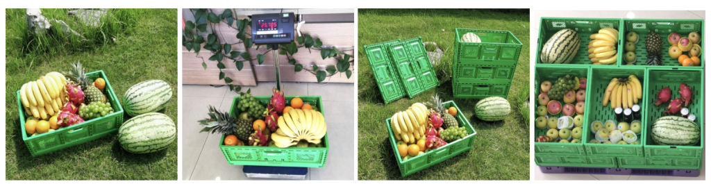 vegetable crates application