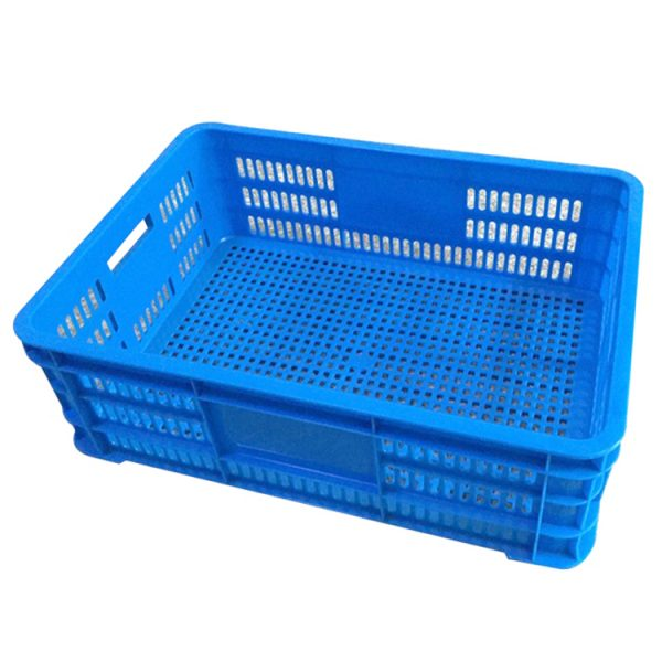ventilated plastic crates